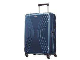 Duża walizka AMERICAN TOURISTER 91A*41003 granatowa